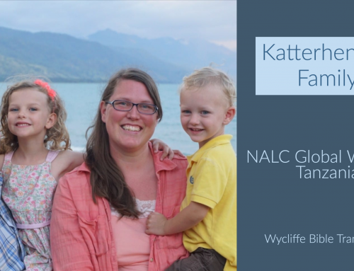 Blessed to Be A Blessing – Katterhenrich Family