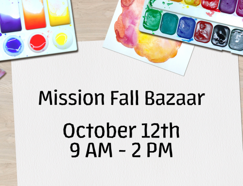 Mission Fall Bazaar