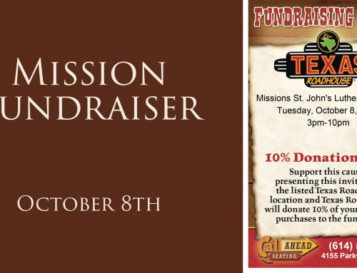 Mission Fundraiser