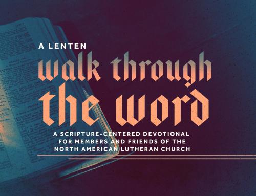 NALC Lenten Devotional 2020