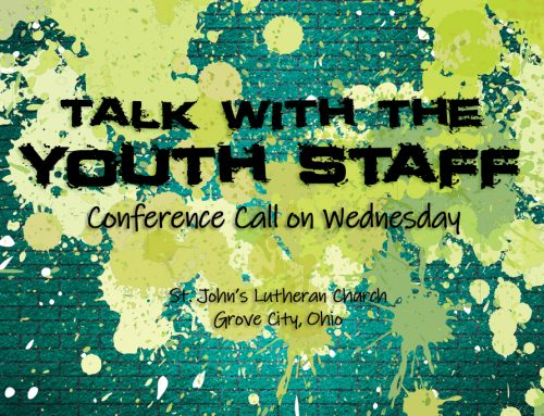Talk with the Youth Staff