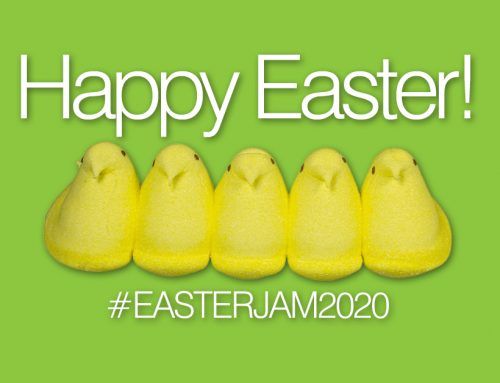 Happy Easter – #EASTERJAM2020