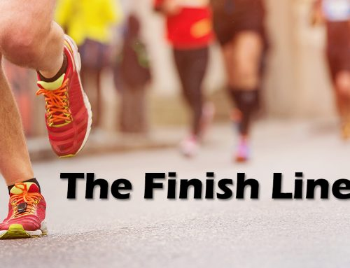 Midweek Online Worship: The Finish Line, Wednesday, May 20, 2020