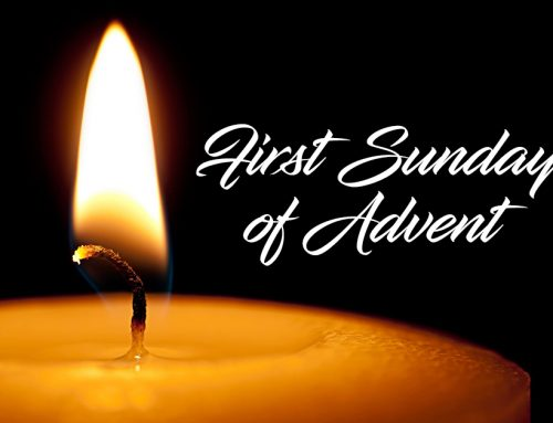 Sunday Online Worship: First Sunday of Advent, November 29, 2020