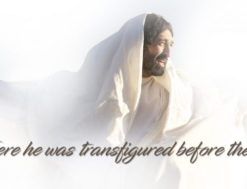 Sunday Online Worship: Transfiguration of Our Lord, February 14, 2021