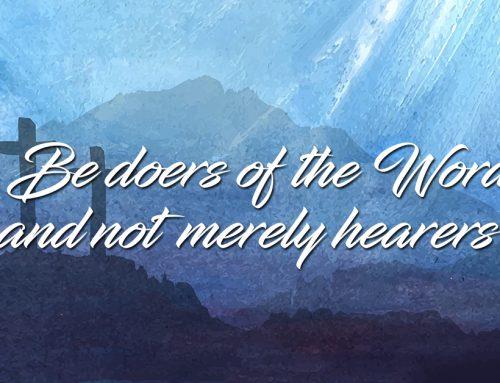 Online Worship: Fourteenth Sunday of Pentecost, August 29, 2021